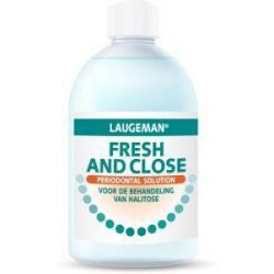 Mondspoelmiddel fresh and close
