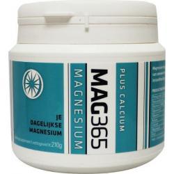 Magnesium poeder - calcium & citroenzuur