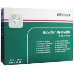 Hydrofiel klinifix 4 m x 4 cm