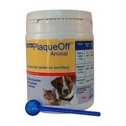Hond & kat plaqueoff XL