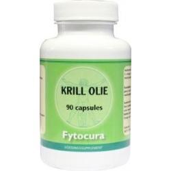 Krill olie