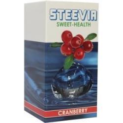 Stevia sweet cranberry