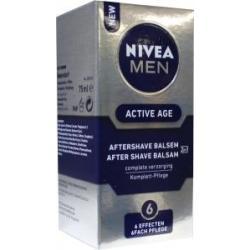 Aftershave balsem men active age
