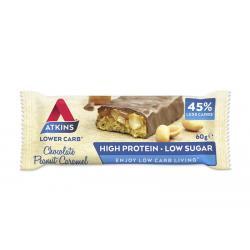 Chocolate peanut caramel reep