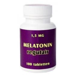 Melatonine regulair 1.5 mg