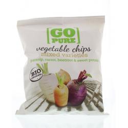 Chips groente