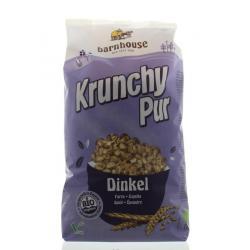 Krunchy pur spelt zonder suiker