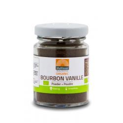 Bourbon vanille poeder bio