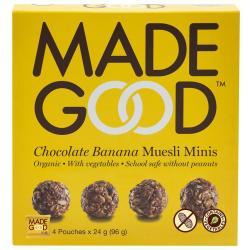 Granola minis chocolate banana 24 gram