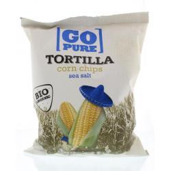 Chips tortilla salted