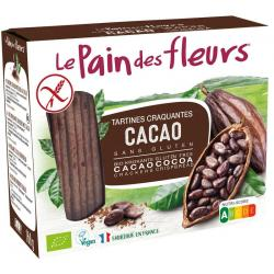 Cacao crackers