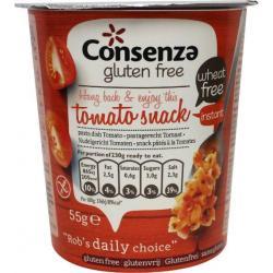 Instant macaroni met tomaat