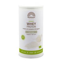Wei proteine naturel bio 80%
