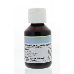 Jodiumtinctuur 1%