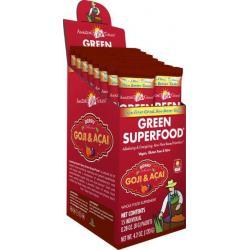 Berry goji acai green superfood