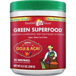 Berry goji acai green superfood