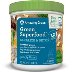 Alkalize green superfood