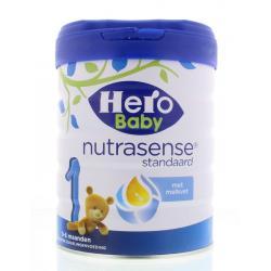 1 Nutrasense standaard 0-6 maanden
