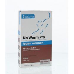 No worm pro hond M