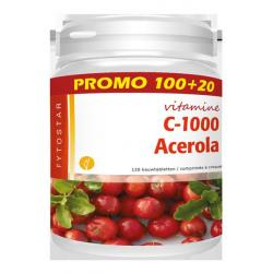 Acerola vitamine C 1000