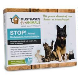 Stop animal bodyguard aromatherapie 8 ml