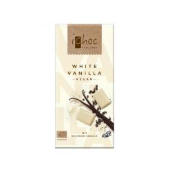 White vanilla vegan