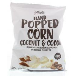 Popcorn cacao coconut
