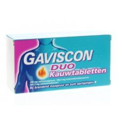 Duo tabletten