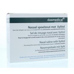 Nasaal spoelzout 6.5 g mild