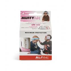 Muffy baby pink oorkappen