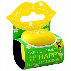 Lipbalm love u sunny spf15