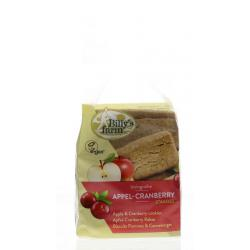 Appel cranberry staafjes