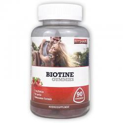 Biotine gummies