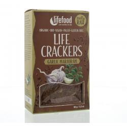 Life crackers knoflook marjolein