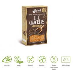 Life crackers chia lijnzaad