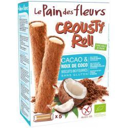 Krokante roll kokos