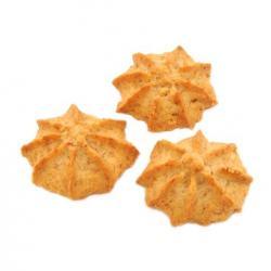 Biscuit hazelnoot organic