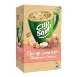 Champignon & ham