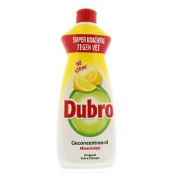 Afwas extra citroen