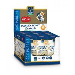 Manuka honing MGO 100+ 144x5 gram