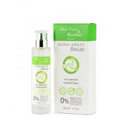 Aloe vera/bamboo eau parfumee