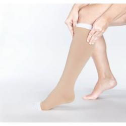 Ulcersys lang beige/wit L