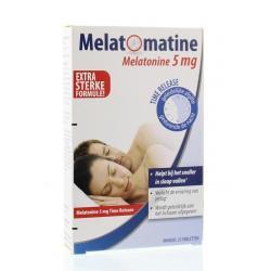 Melatomatine melatonine 5 mg TR
