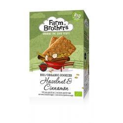 Hazelnoot & kaneel koekjes