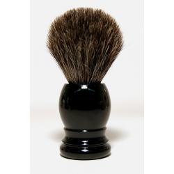 Scheerkwast graudas zwart