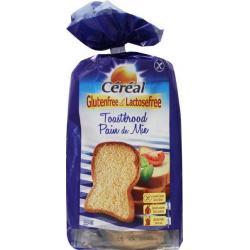 Brood toast glutenvrij