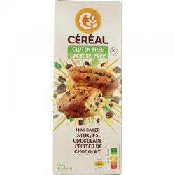 Cake mini choco glutenvrij