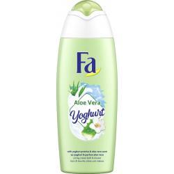 Badschuim yoghurt aloe vera