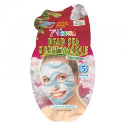 7th Heaven gezichtmasker dead sea sheet