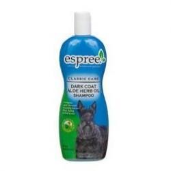 Dark coat aloe oil shampoo